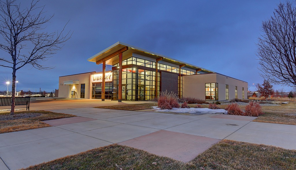 Erie Colorado Public Library